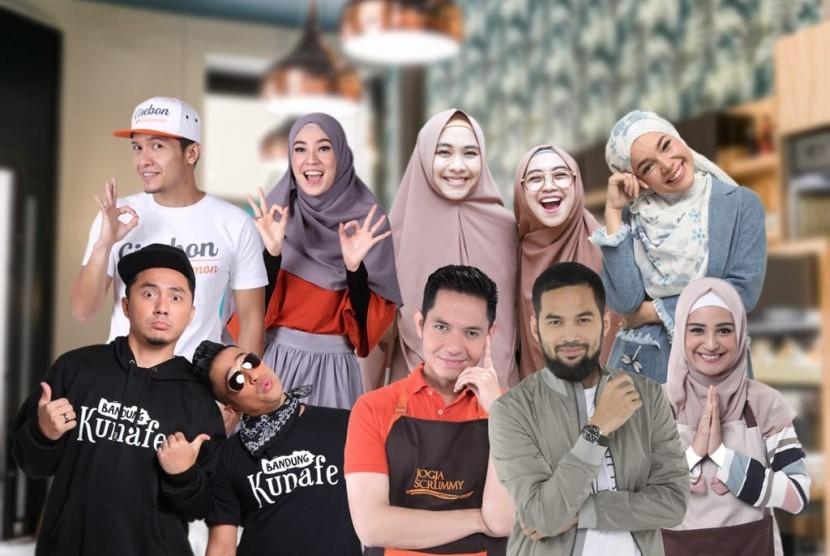 Artis ajak masyarakat Indonesia gunakan hak pilihnya.