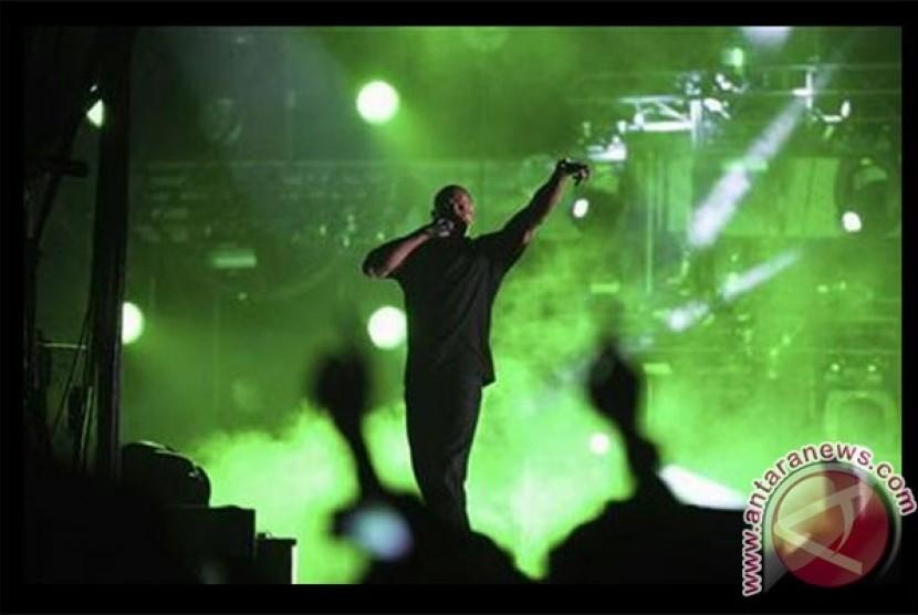 Artis hip hop Amerika Serikat Dr Dre