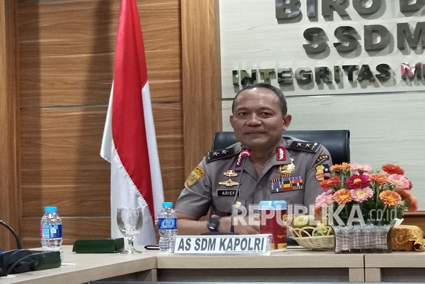 Kepala Bareskrim Polri Komjen Pol Arief Sulistyanto