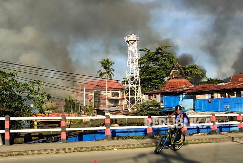 Riots in Jayapura, Papua