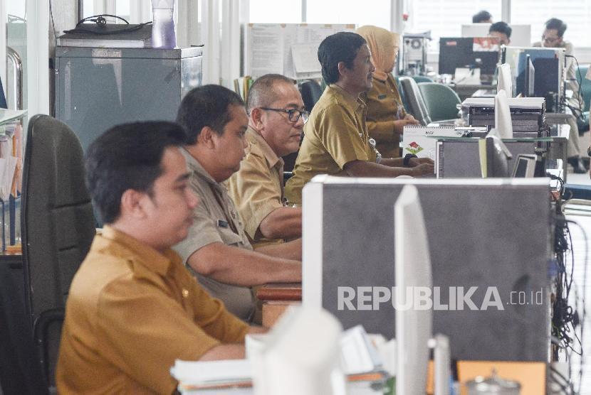 Tjahjo Kumolo Ungkap Rencana Perubahan Besar Seluruh ASN (ilustrasi).