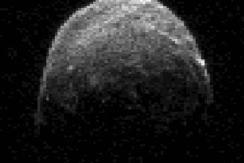 Astronom Prediksi Ada Asteroid Menuju Bumi Sebelum