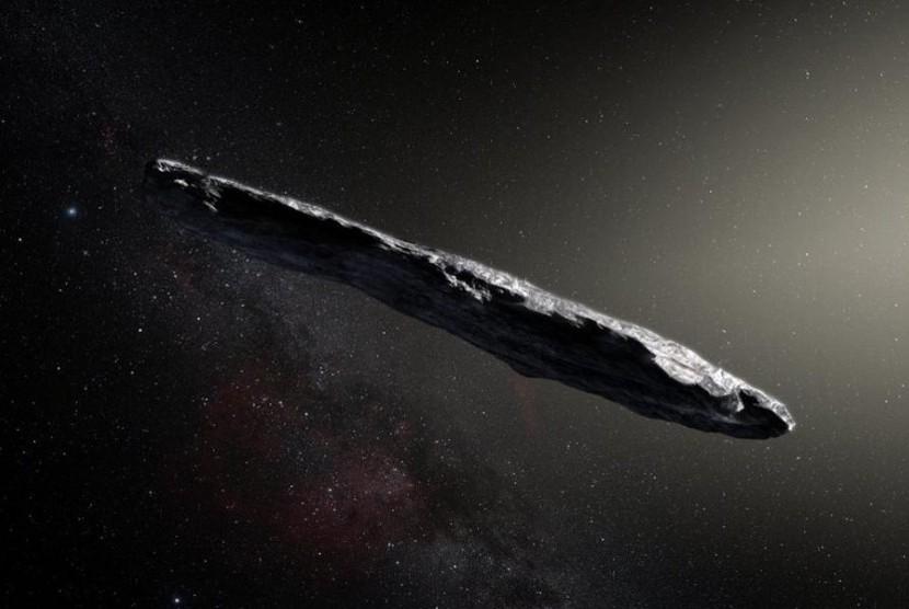 Asteroid Seukuran Gedung Pencakar Langit Menuju Bu