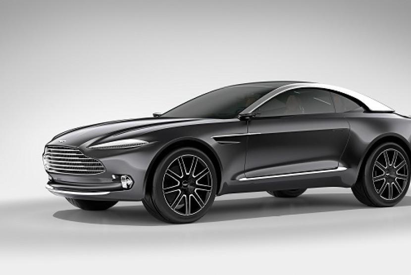 Aston Martin Bakal Pamerkan Valkyrie Versi Balap Republika Online