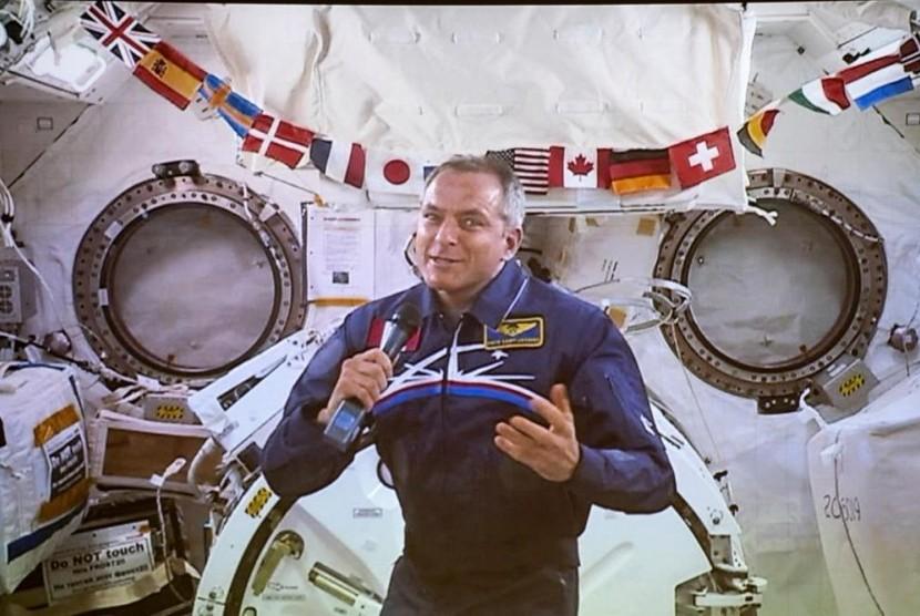 Astronaut David Saint-Jacques menyelesaikan misi di ISS.