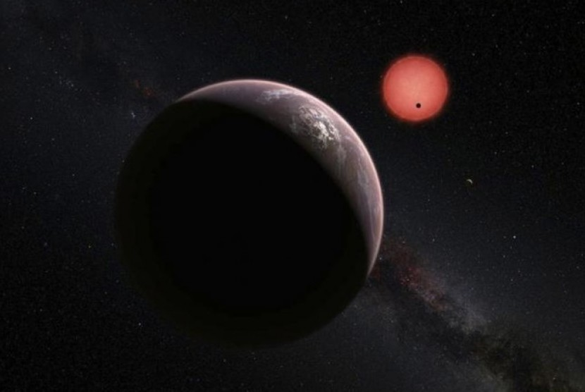 Astronom mendeteksi eksoplanet termuda.