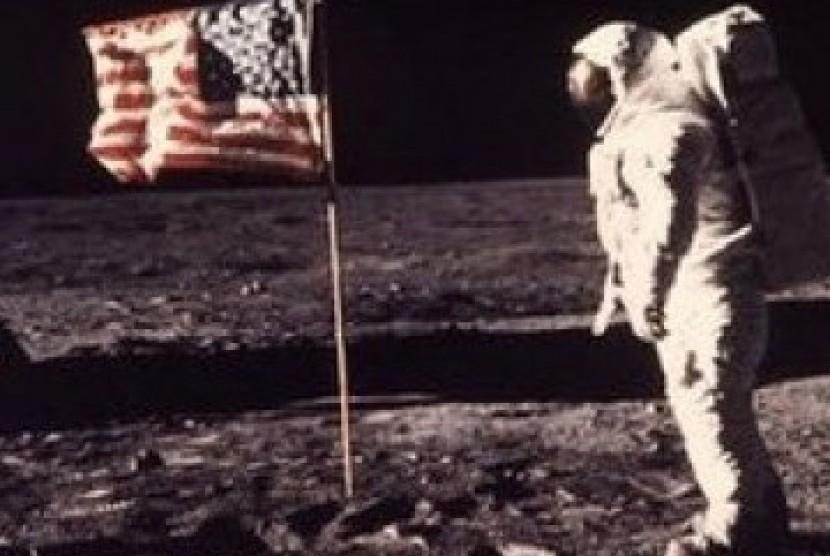 Astronot (ilustrasi)