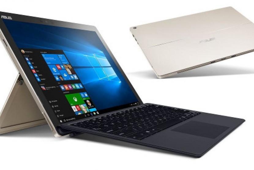 Asus Transformer 3 Pro, Notebook Ultraportable Pertama yang Bisa Dilipat 360 Derajat.,