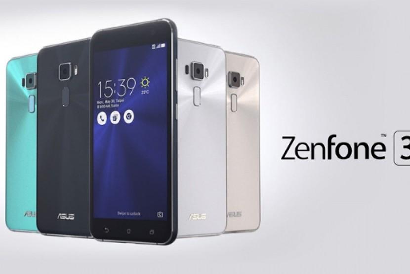 Asus Zenfone 3 miliki teknologi kamera yang lebih fokus dari seri sebelumnya.