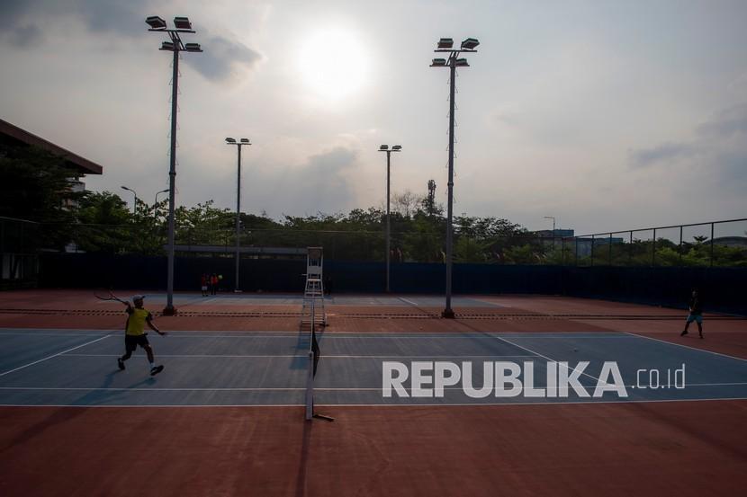 Cabor tenis PON Papua XX.