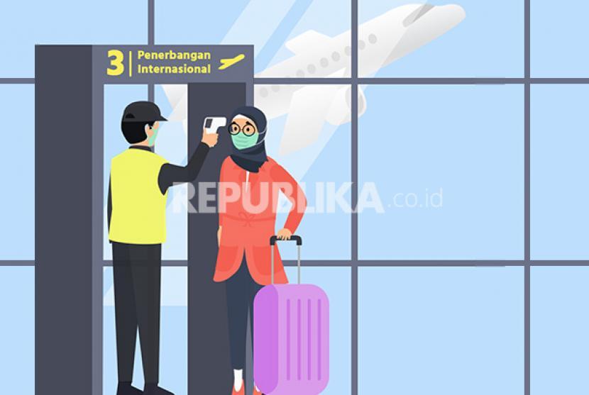 Aturan baru perjalanan internasional
