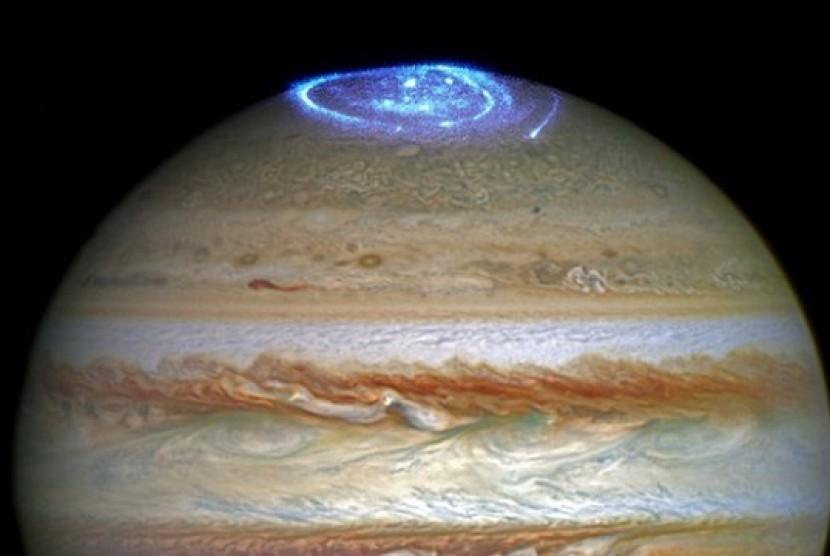 Aurora Planet Jupiter