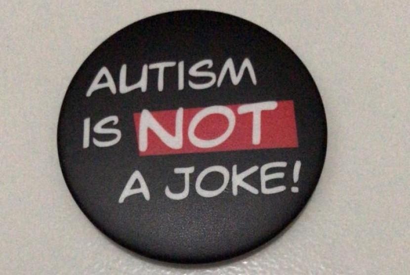 Autisme (ilustrasi)