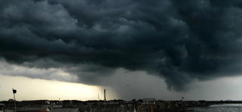 Waspada Terhadap Cuaca Buruk Jakarta | Republika Online