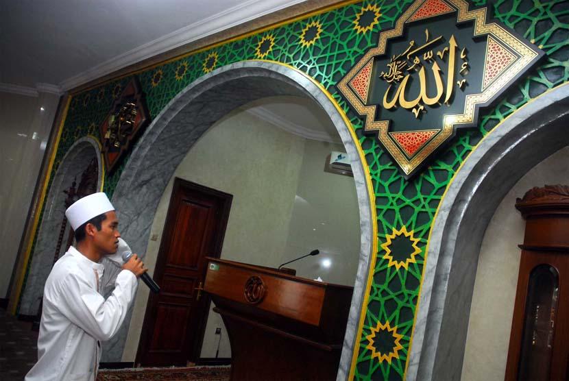 azan (ilustrasi).