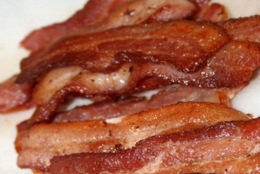 Daging babi  (ilustrasi)
