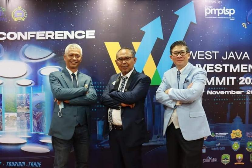Badan Usaha Milik Daerah (BUMD) PT Jasa dan Kepariwisataan Jabar (Perseroda)  Jaswita Jabar berhasil meraih penghargaan sebagai Indonesia Best BUMD Award 2021 Kategori Tourism and Service.