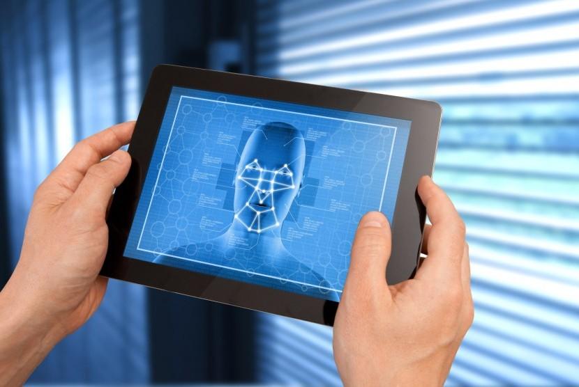 Baidu kembangkan teknologi pengenal wajah.