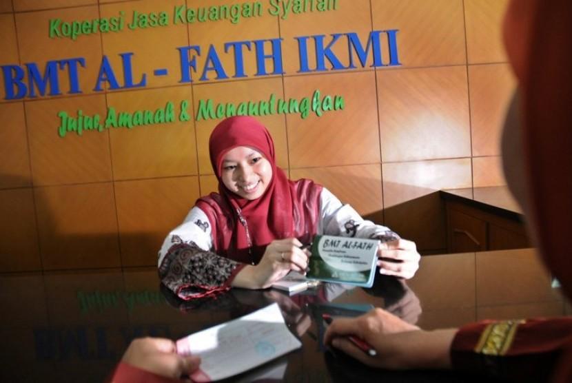 Baitul Mal wa Tamwil (BMT)