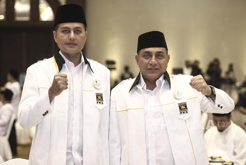 Lima Partai Deklarasi Dukung Edy Rahmayadi-Musa Rajekshah ...