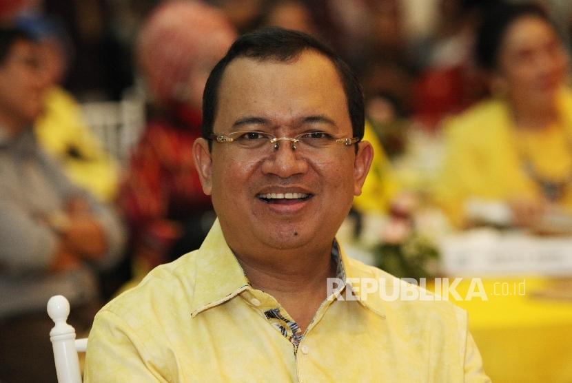 Bakal Calon Ketua Umum DPP Partai Golkar Priyo Budi Santoso