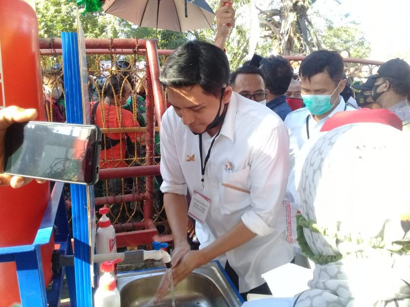 Wakil bupati Indramayu yang diusung PDIP, Gerindra dan Nasdem, Lucky Hakim. (Ilustrasi)