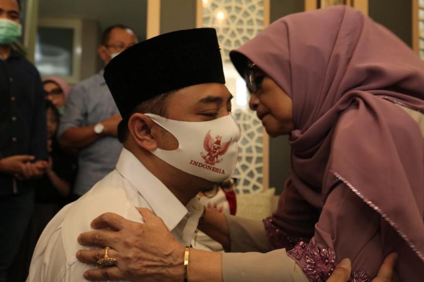 Calon Wali Kota Surabaya Eri Cahyadi