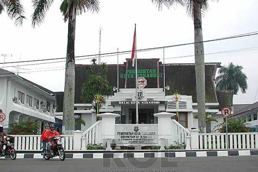 Balai Kota Sukabumi
