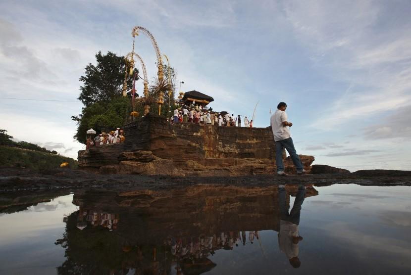 Bali kini digemari sebagai destinasi wisata kuliner sehat dan kaya makanan organik.