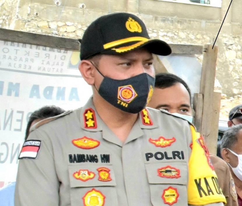 Kapolres Manggarai Barat, AKBP Bambang Hari Wibowo, apresiasi kekompakan tangani Covid-19