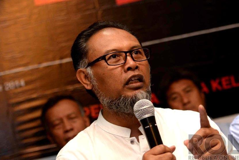 Wakil Ketua Komisi Pemberantasan Korupsi (KPK), Bambang Widjojanto.