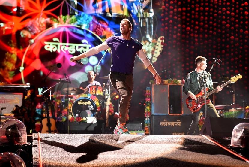 Band Coldplay