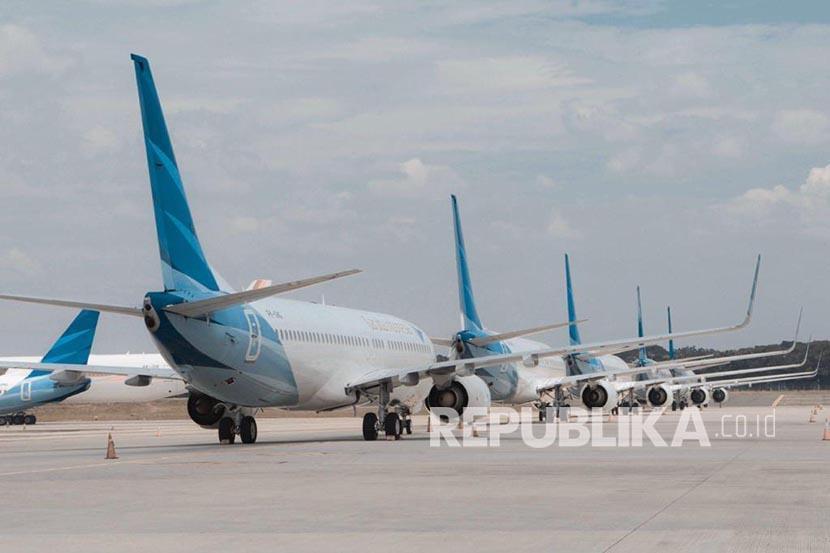 Diberi Stimulus Harga Tiket Garuda Indonesia Lebih Murah Republika Online