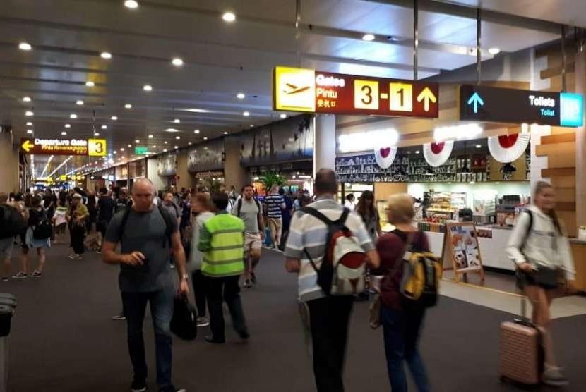 Bandara Internasional I Gusti Ngurah Rai.