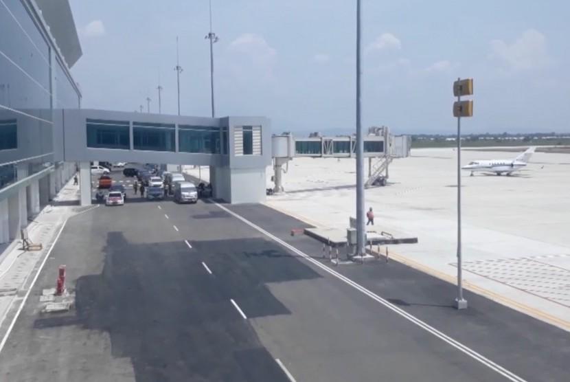 Bandara Kertajati, Majalengka, Jawa Barat.