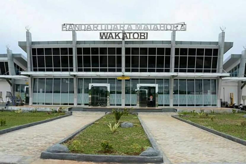 Bandara Matahora, Wakatobi.