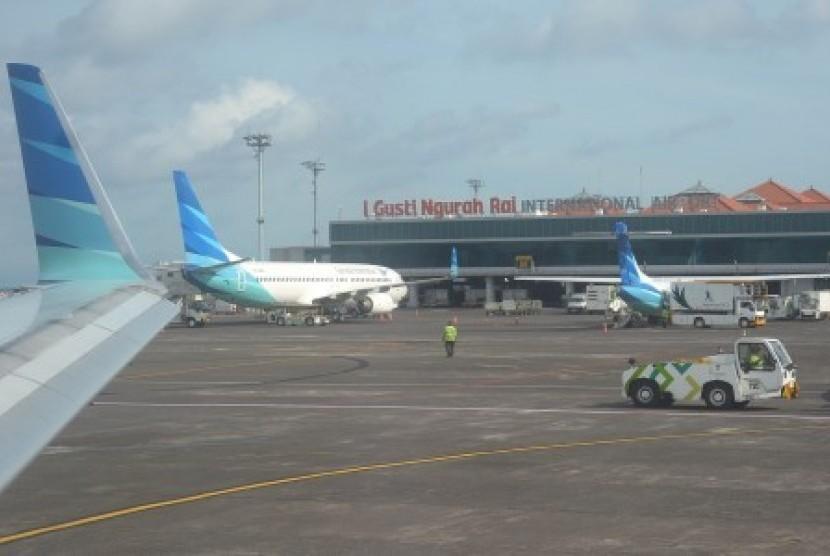 Bandara Ngurah Rai, Bali.