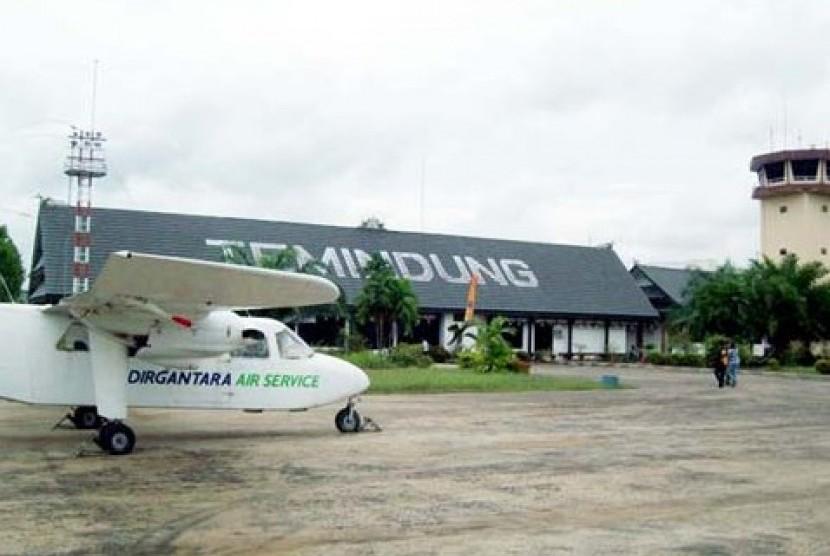 Bandara perintis (ilustrasi)