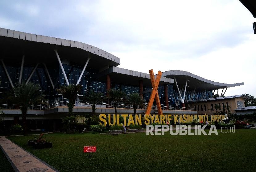 Bandara Sultan Syarif Kasim.