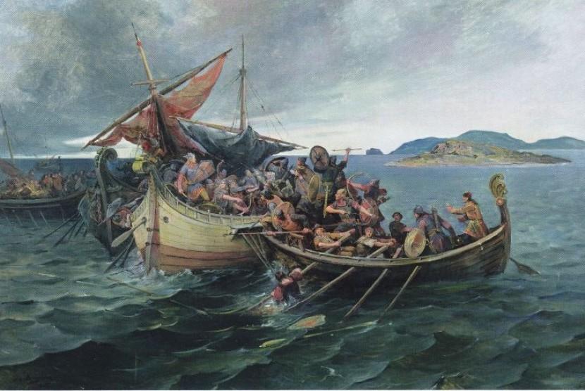 Bangsa Viking/Ilustrasi