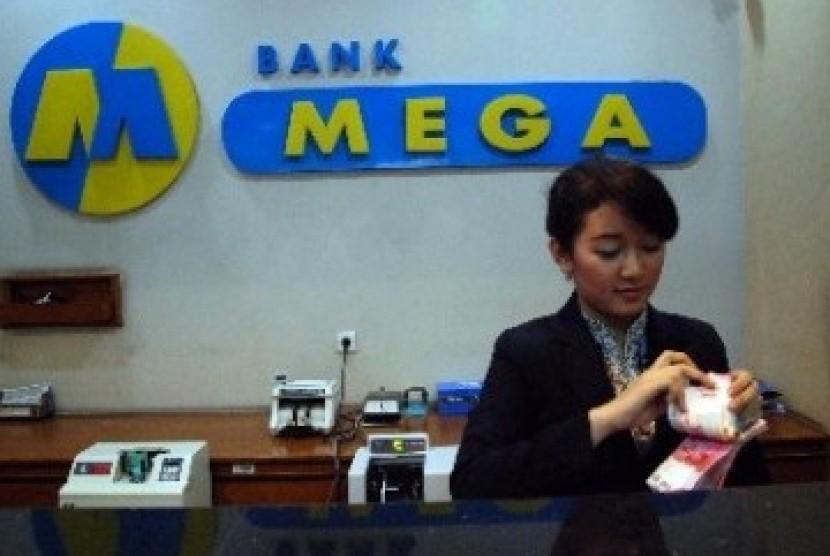 Bank Mega, ilustrasi