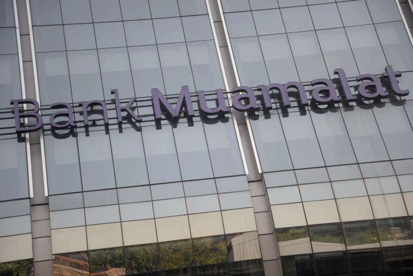 Bank Muamalat.