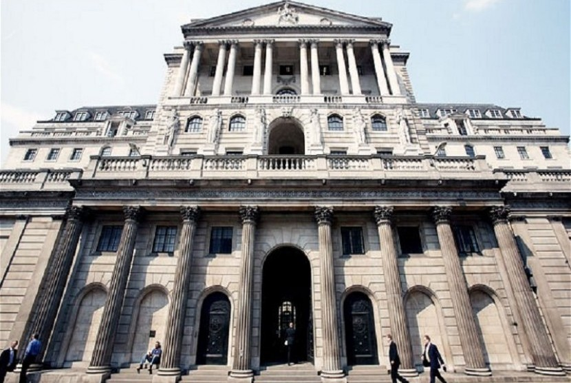 Bank of England (Bank Sentral Inggris)