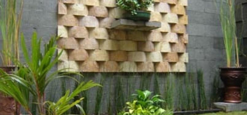 780 Koleksi Gambar Batu Alam Dinding Teras Rumah HD Terbaru