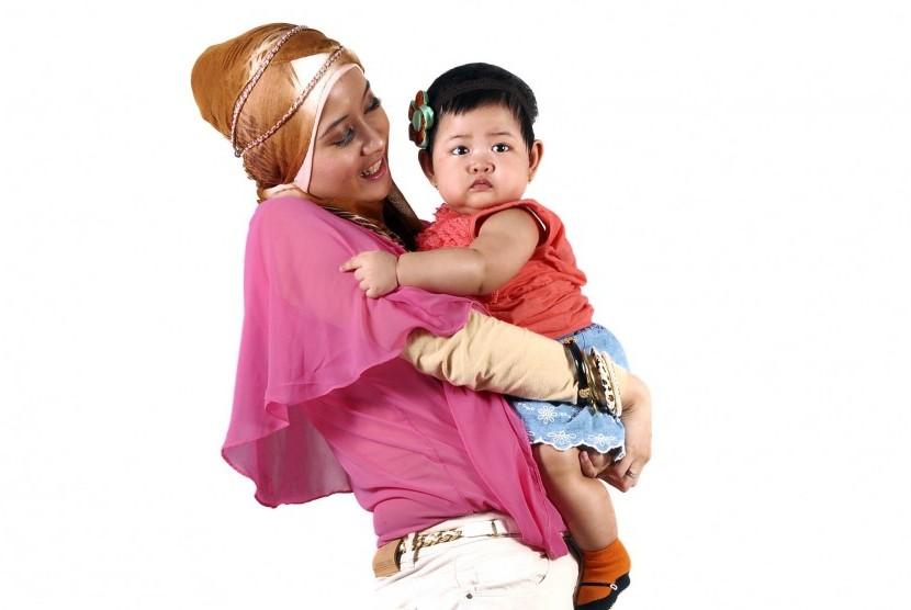 Pemberian ASI eksklusif selama enam bulan dapat mencegah timbulnya alergi pada bayi. (Ilustrasi)
