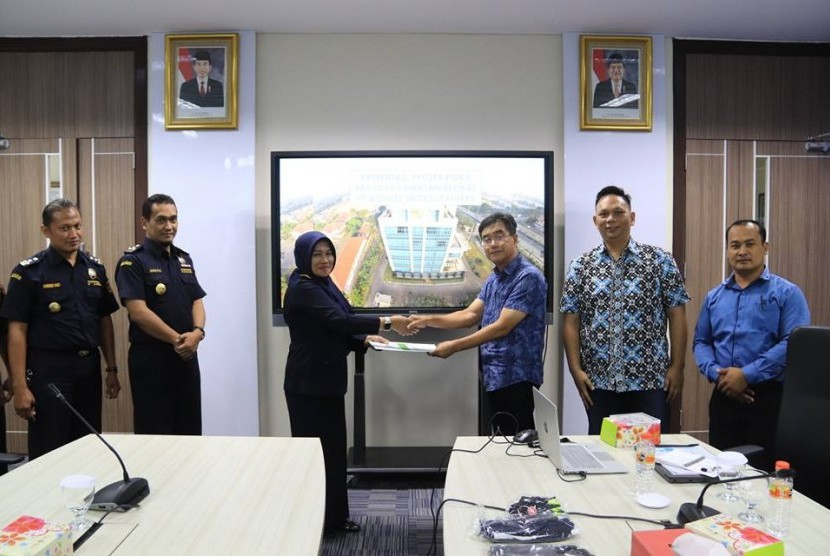 Bea Cukai Jateng tambah perusahaan penerima fasilitas berikat.