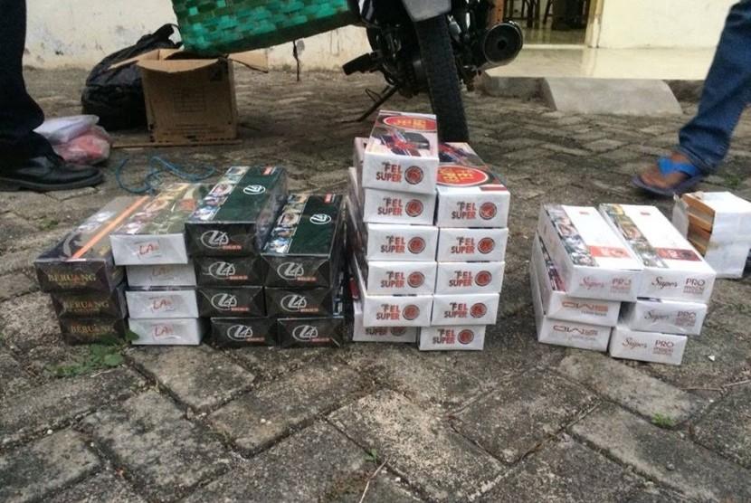 Bea Cukai Madiun berhasil menggagalkan upaya distribusi rokok ilegal di daerah Ngawi dan Madiun.