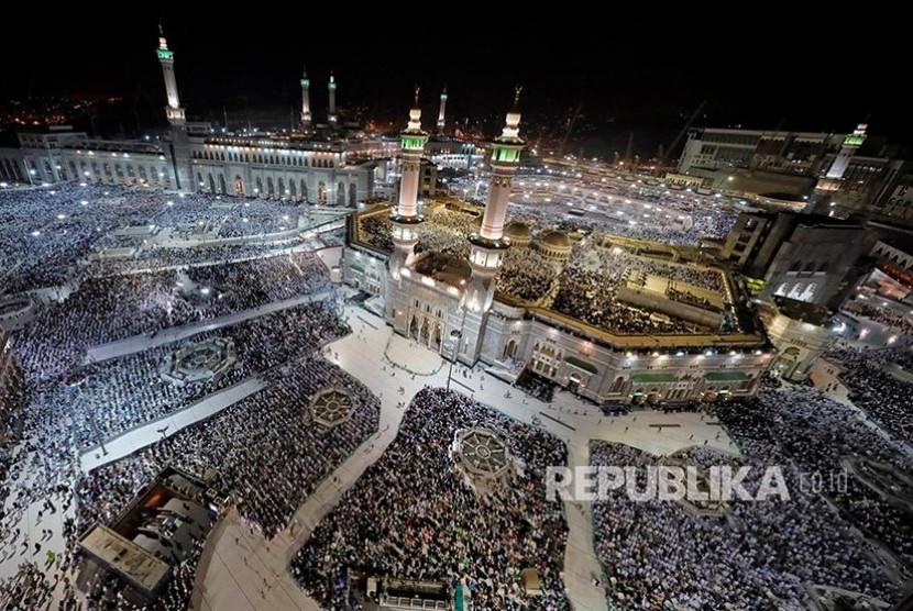 Masjidil Haram Dilengkapi 7.500 Pengeras Suara Canggih