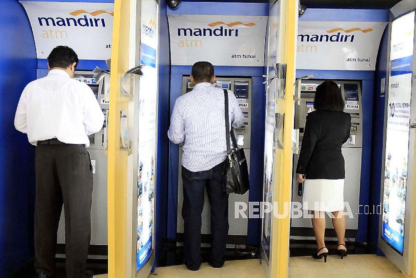 Bank Mandiri Mitigasi Risiko Akibat Pemadaman Listrik Republika Online