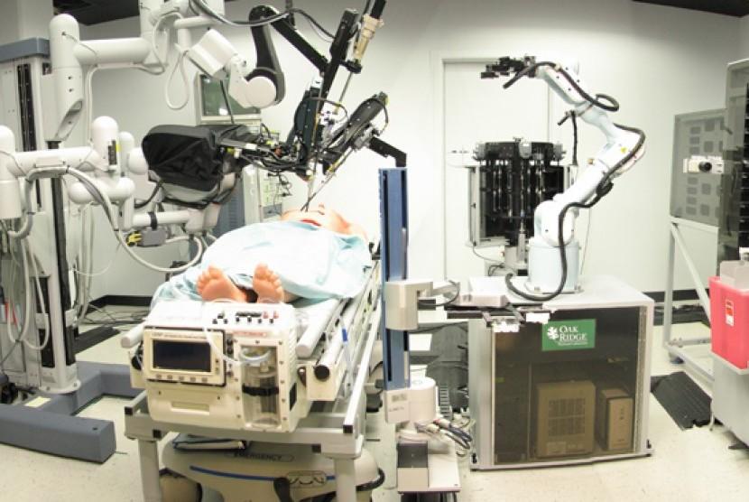 Bedah robotik